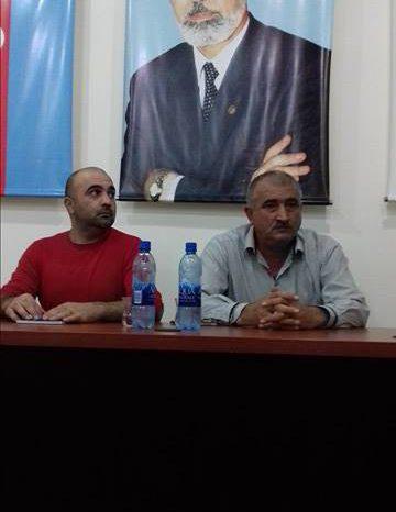 Azad Azərbaycan Naminə konfrans keçirdi-FOTO&VİDEO