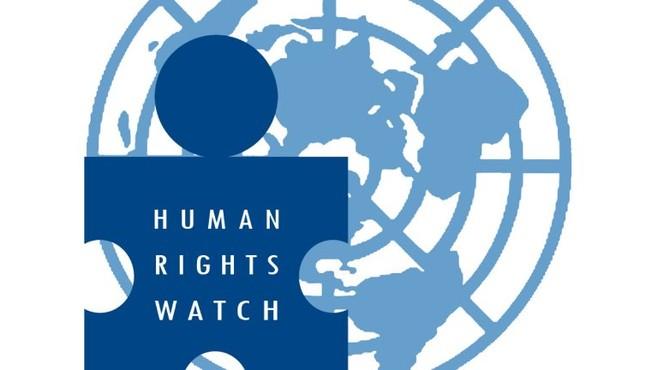 Human Rights Watch: ''Azərbaycanda həbslər kəskin artıb''