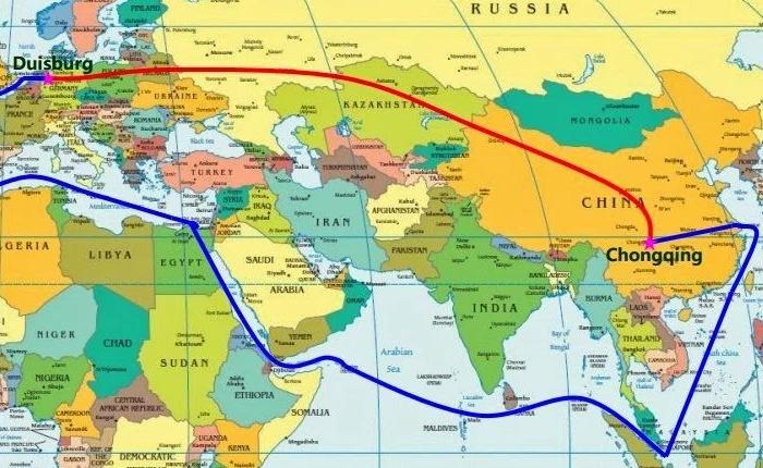 Britaniyanın Avropa Birliyindən çıxma sirri: İngilislər Çinlə birləşib dünyanı yenidən bölür - Təhlil