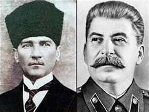 Atatürk Stalinə niyə hirslənib?–TARİX