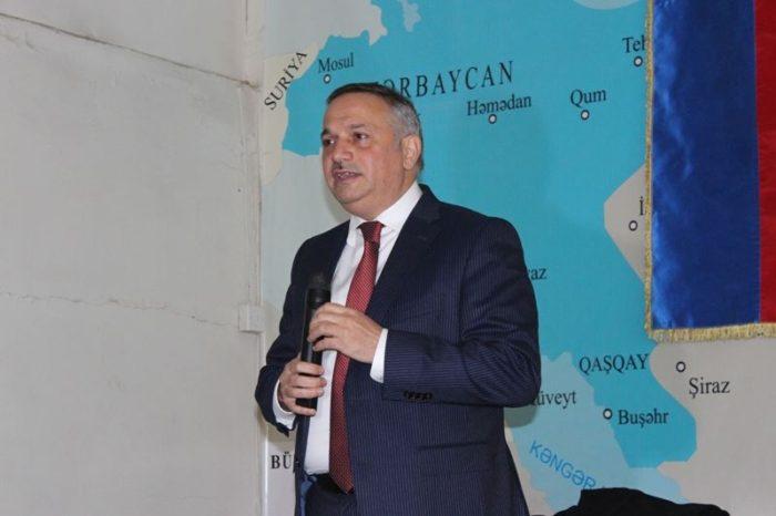 Əli Əliyev gənclərlə görüşdü-FOTO