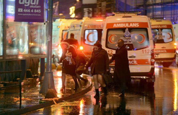 İstanbuldakı terrorda ölənlərdən 15-i xarici ölkə vətəndaşıdır – Rəsmi