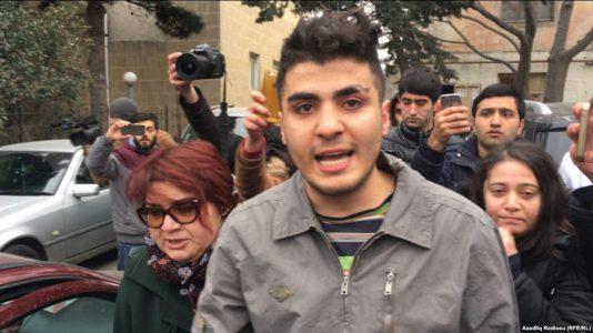 Mehman Hüseynov başına gətirilən dəhşətlərdən danışdı-VİDEO