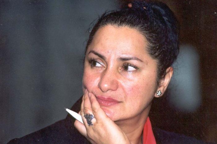 Arzu Abdullayeva Strasburqda görüşlər keçirib