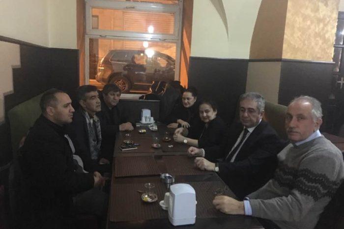 VCMK Aİ və Azərbaycan arasında başlanan yeni dialoqu alqışlayır-MÜRACİƏT