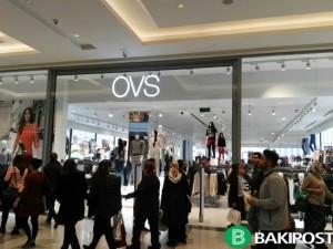"""Bakının brend mağazalarında: """"MADE İN ARMENİA""""-FOTO"""