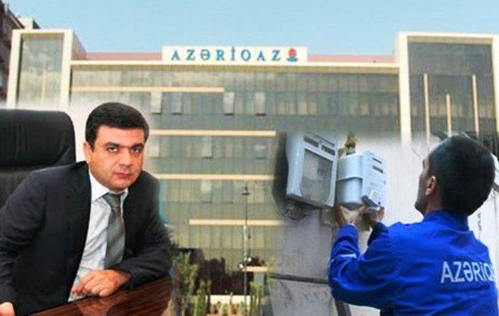 """""""Azəriqaz""""da şok talan - II hissə"""