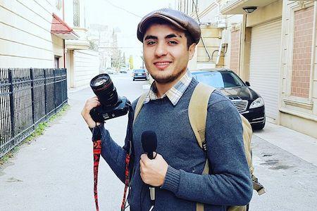 """Mehman Hüseynov həbsxanadan məktub göndərdi: """"Hər şey bombadır!"""""""