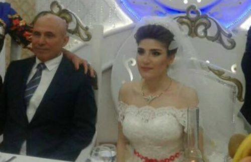 60 yaşlı polkovnik 4-cü dəfə evləndi - Özündən 28 yaş kiçik qızla