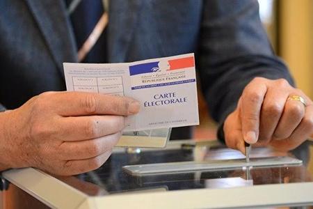 Fransada seçicilərin 69 faizi səsvermədə iştirak edib