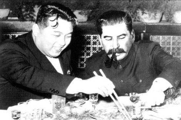 """Şimali Koreyanın """"günəşi"""" Kim İr Sen-Koreyalılar üçün yerdə cənnət yaradan diktator"""