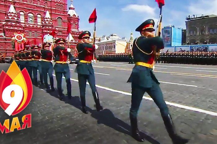 """Moskvada """"9 May"""" hərbi paradı – VİDEO"""