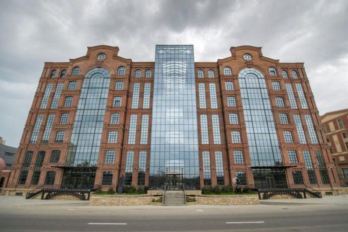 Bakı Media Mərkəzinin inzibati binasının rəsmi açılış mərasimi olub