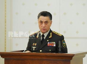Ramil Usubov Tacikistana səfərə gedib