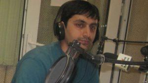 Jurnalist Kamran Mahmudovun saxlandığı bildirilir