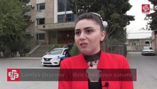 """""""Kanal 13""""-ün fəaliyyətini dayandırmağımızı istəyirlər"""""""