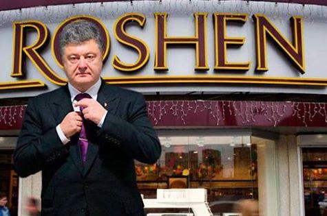 """Gömrükdə """"Roshen"""" qalmaqalı: Poroşenkonun şokoladları da monopoliyaya alındı?"""
