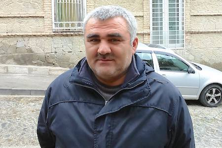 Gürcüstan azərbaycanlı jurnalisti qaçırdımı?