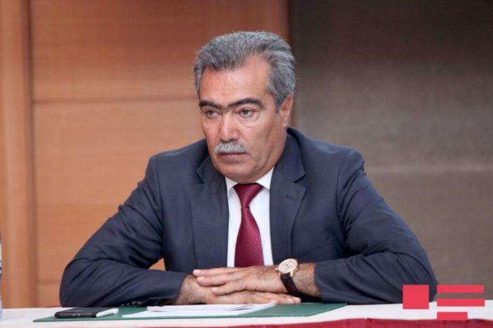 """Vüqar Səfərli: """"Mənzil veriləcək jurnalistlərin adı müəyyənləşib"""""""