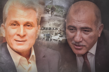 Sürət Hüseynov sükutu pozdu – Pənah Hüseyn ağzından vurdu: iki ...