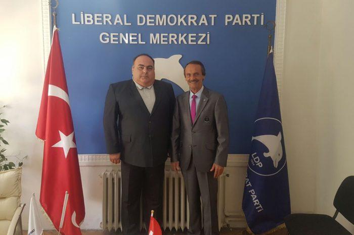 Fuad Əliyev Türkiyədə vacib görüşlər keçirdi-FOTO