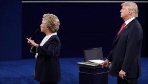 Hillari Klinton Trampa nələr dedi...