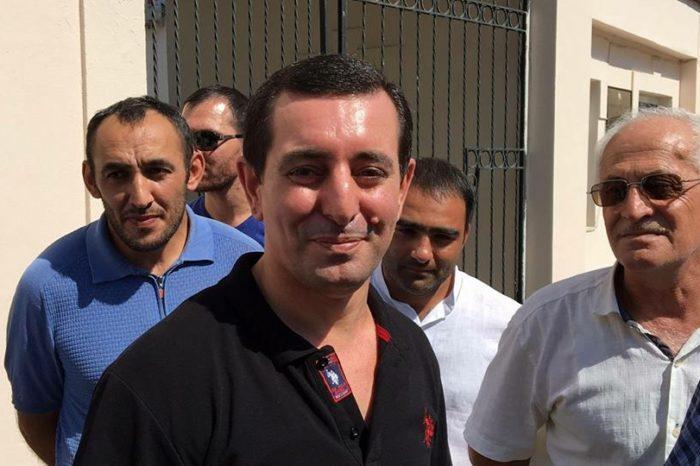Faiq Əmirli azadlıqda