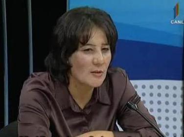 Ombudsman Gözəl Bayramlı ilə görüşüb