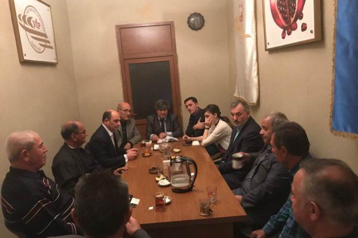 Milli Təşəbbüs Qrupu növbəti toplantısını keçirib