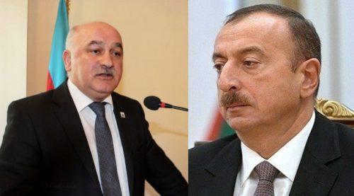 """Arif Hacılı: """"İlham Əliyev sözünün arxasında durmadı"""""""