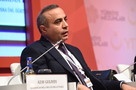 Türkiyə Prezidenti  Azay Quliyevə təşəkkür etdi