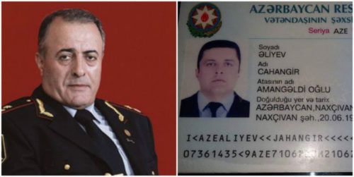 Polis general-mayorunun bacısı oğlu həbs olundu