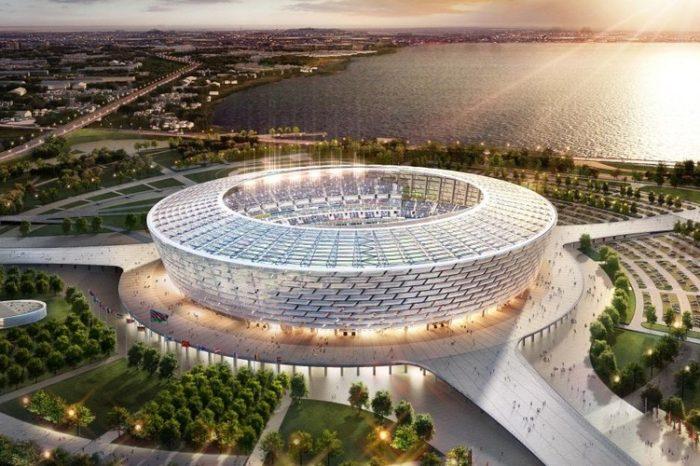 Bakı Olimpiya Stadionu zərərə düşüb