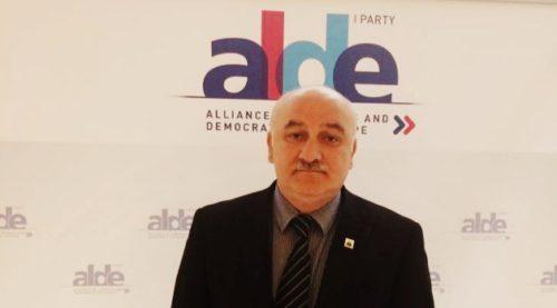 Arif Hacılı ALDE-nin qurultayından yazdı – Foto