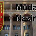 Müdafiə Nazirliyi erməni yalanının üstünü açdı