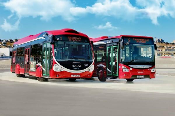 6 avtobus marşrutunun son dayanacağı dəyişdirildi – SİYAHI