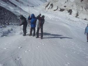 FHN alpinistlərlə bağlı məlumat yaydı