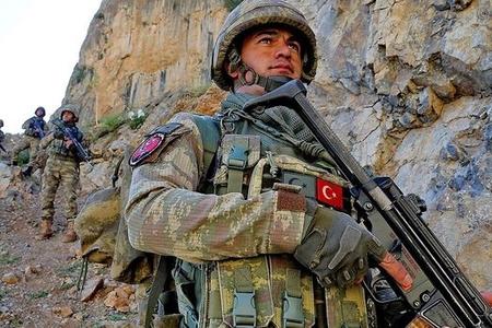 Türkiyə Afrindəki əməliyyatın ilk mərhələsini başa çatdırıb