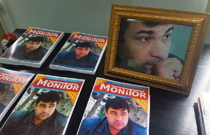"""""""Monitor"""" jurnalının xüsusi buraxılışının təqdimatı"""