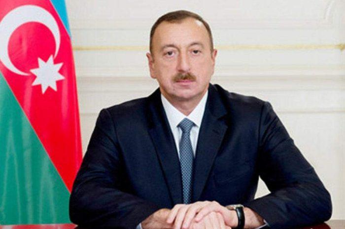 İ.Əliyev RF prezidentinə başsağlığı verib