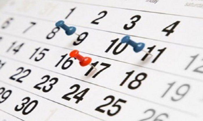 May ayı üçün qeyri-iş günləri
