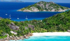 Seyşel adalarında gizli görüşün üstü açıldı