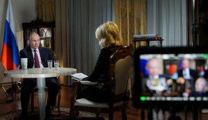 """Putinlə görüşən amerikalı jurnalist: """"Hiss olunurdu ki, Tramp haqda nəsə bilir…"""""""