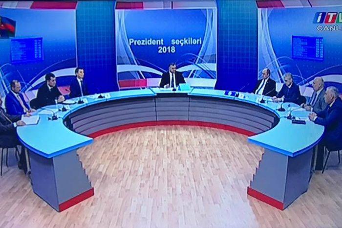 Prezidentliyə namizədlərin 3-cü masası-QİYMƏTLƏNDİRMƏ