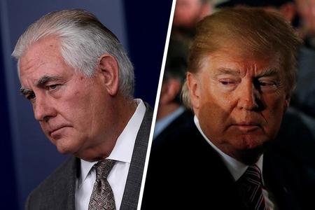 Prezident Tramp dövlət katibi Tillersonu vəzifəsindən niyə qovdu?