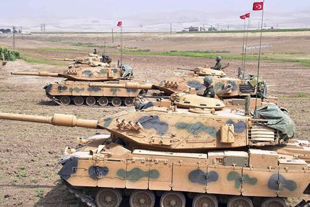 Türkiyə İraqa qoşun yeridəcək: PKK-çılara qarşı hərbi əməliyyat başladılacaq