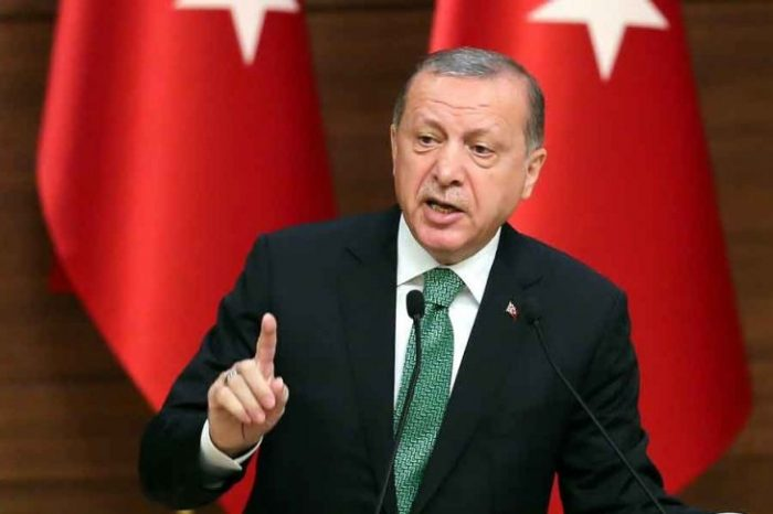 """Ərdoğan:""""Türkiyə Suriyada yeni antiterror əməliyyatlarına hazırdır"""""""