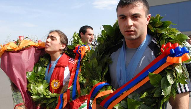 Erməni atletlərin dopinq qalmaqalı