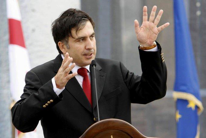 """""""Krımı da qaytaracağıq, Putinin sistemi Ukraynaya qayıtmayacaq"""" –Saakaşvili"""