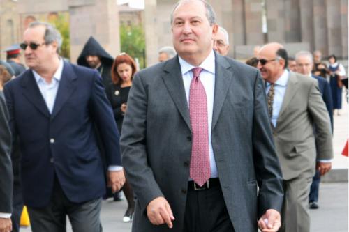 Ermənistanın yeni prezidenti kimdir?